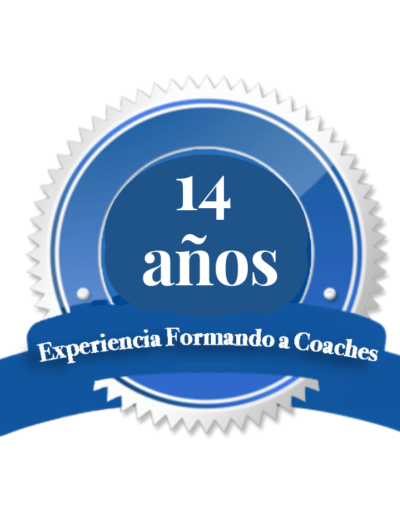 14 años formando a coaches